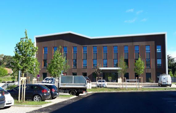 Livraison du 1er bâtiment de bureaux - Business village Cap&Co